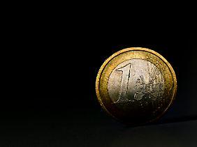Um den Euro geht es.