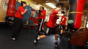 n-tv Ratgeber: Boxen: Fitnesstraining mit Kick