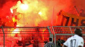 DFB und DFL verschärfen die Gangart: Dresden droht Pokal-Ausschluss
