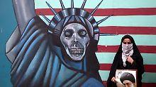 """Tod Amerika"" nicht persönlich nehmen: Ruhani beschwichtigt USA"