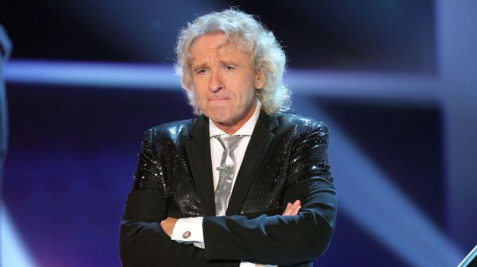 """Gottschalk macht Schluss. Zumindest mit """"Wetten, dass..?"""". Ab Januar 2012 ist der 61-Jährige in der ARD zu sehen."""