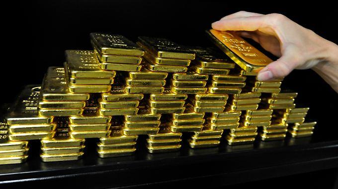Regierung will Spekulationen beenden: Gold bleibt bei der Bundesbank