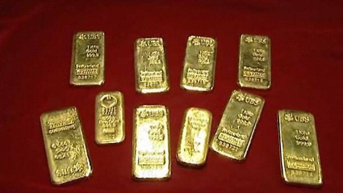 132 Milliarden in Gold: Deutschland schützt Währungsreserven