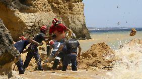Rettungskräfte können weitere Opfer ausschließen.