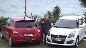 PS - Das Automagazin: Dynamischer Kleiner: Suzuki Swift Sport