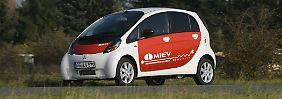 Mit abnehmender Außentemperatur sinkt auch die Reichweite von Elektroatutos.