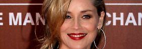 """Bekannt aus """"Basic Instinct"""": Sharon Stone."""