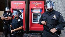 """Massenverhaftungen in New York: """"Besetzt einen Schreibtisch!"""""""