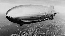 Giganten der Lüfte: Faszination von Zeppelinen und Blimps