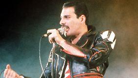 Freddie Mercury war Autobesitzer, aber kein Autofahrer.