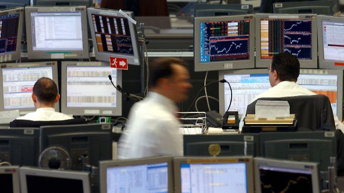 """Investoren zeigen dem """"sicheren Hafen"""" Deutschland auf den Anleihemärkten erstmals seine Grenzen auf."""
