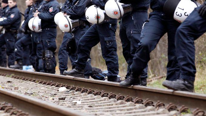 Proteste gegen Castor: Niedersachsen muss blechen