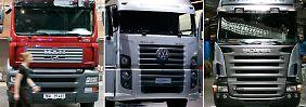 Dreier-Allianz in Nutzfahrzeugbranche nimmt immer konkretere Formen an.