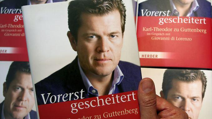 """""""Universität war nicht unabhängig"""": Guttenberg vor politischem Comeback"""