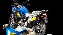 Yamaha Worldcrosser: Der Name ist Programm.