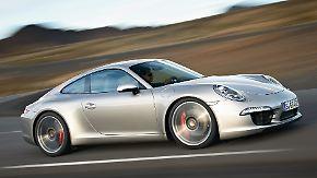 Generationswechsel bei Porsche: Neuer 911er überzeugt
