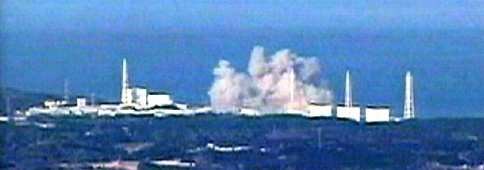 Keine Neubewertung der Risiken in Japan: Nach dem Erdbeben und dem Tsunami vom 15. März versagt in Fukushima die Kerntechnik.