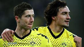 Champions League: Dortmund hofft auf ein Wunder