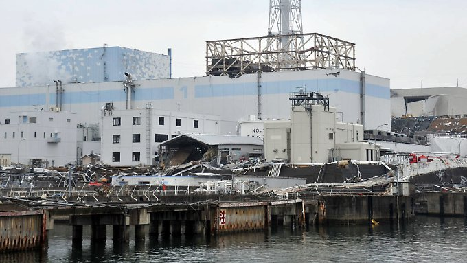 Es gibt kaum mehr Auffangkapazitäten für das radioaktive Wasser.