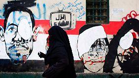Noch in zwei Etappen sind die Ägypter aufgerufen, ihre Abgeordneten zu wählen.