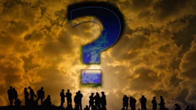 In der Euro-Krise gibt es jede Menge offener Fragen.