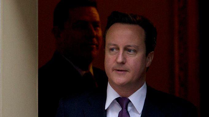 Überlebt David Cameron seinen Anti-EU-Kurs politisch?
