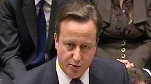 Cameron stößt nicht auf vorbehaltlose Begeisterung mit seinem Kurs.