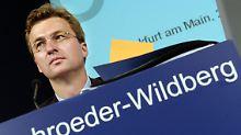 MLP-Chef Uwe Schroeder-Wildberg (Archivbild)