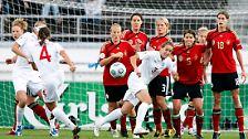 DFB-Frauen nicht zu stoppen: Im Torrausch zum Titel