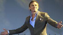 Minusgrade machen ihm zu schaffen: Daniel Craig.