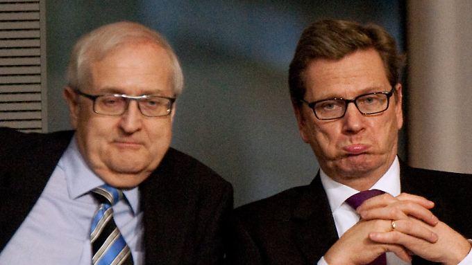 Chronologie des Niedergangs: Der tiefe Fall der FDP
