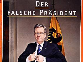 """""""Der falsche Präsident"""" titelt der """"Spiegel"""" und weiß offenbar mehr."""