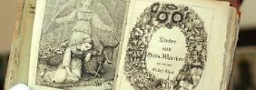 Die Kinder- und Hausmärchen der Brüder Grimm verkauften sich gut.