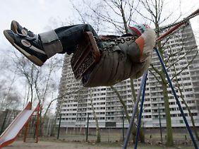 Jeder siebte Deutsche ist nach wie vor von Armut bedroht.