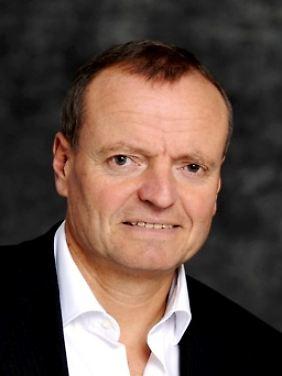 Prof. Manfred Spitzer, Ärztlicher Leiter der Klinik für Psychiatrie und Psychotherapie am Universitätsklinikum in Ulm.