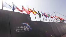 G-20-Gipfel in London im April.