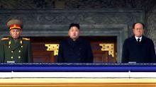 Jetzt ist es offiziell: Kim Jong Un übernimmt die Führung der Volksarmee.