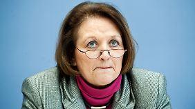 Justizministerin Sabine Leutheusser-Schnarrenberger bestätigte die Einigung über eine Schlichtungsstelle für geschädigte Fluggäste.