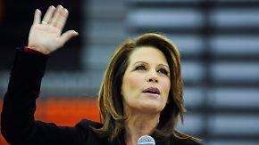 US-Vorwahlen in Iowa: Romney siegt, Bachmann geht