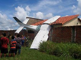 Die meisten Unfälle passieren bei Starts und Landungen.