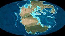 Der letzte Superkontinent der Erde hieß Pangaea.
