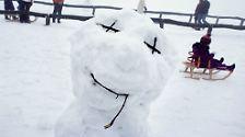 Winterfrust und Winterlust: Die halbe Welt versinkt im Schnee