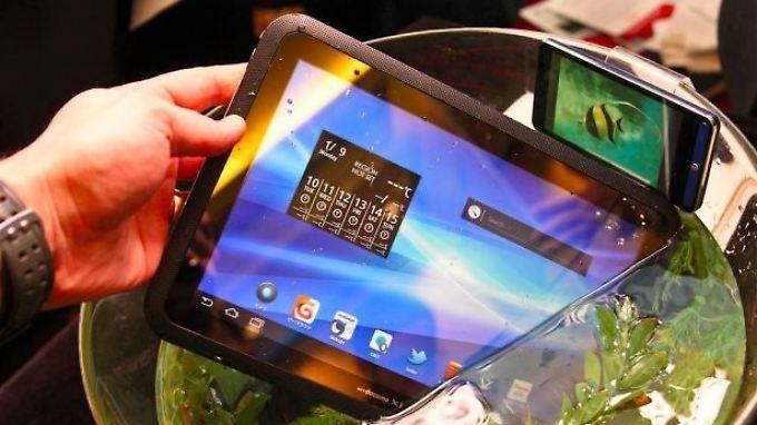 Highlights auf der CES: Technik, die begeistert