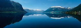 """Bilderserie: Willkommen in Norwegen, der """"Schweiz am Meer"""""""