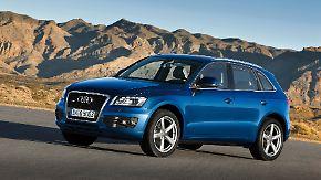 PS - Das Automagazin: Mittelklasse SUVs im Test