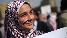 """So begann der """"Arabische Frühling"""": Facebook-Ikonen, gestürzte Despoten und mutige Frauen"""