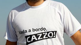 Wut der Italiener ist grenzenlos: Schettino brüstet sich vor Gericht