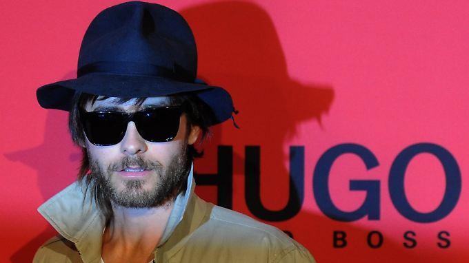 "Hugo Boss ist wieder ""hip""."