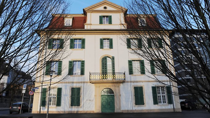 Das sanierte Brüder-Grimm-Museum in Kassel.