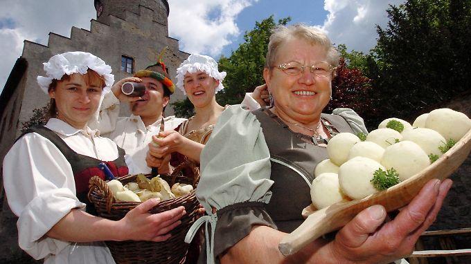 Klöße haben in Thüringen eine lange Tradition.
